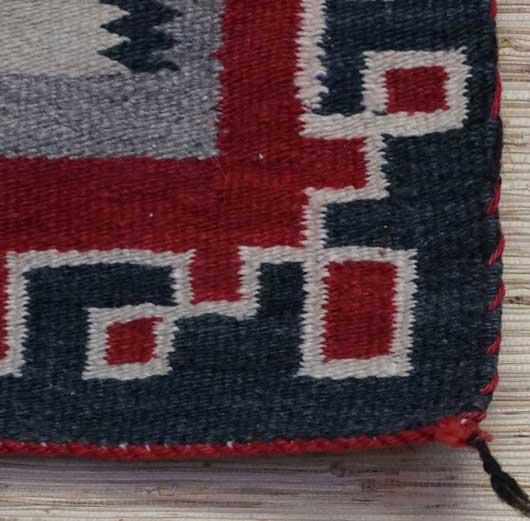 Ganado Navajo Rug for Sale 947