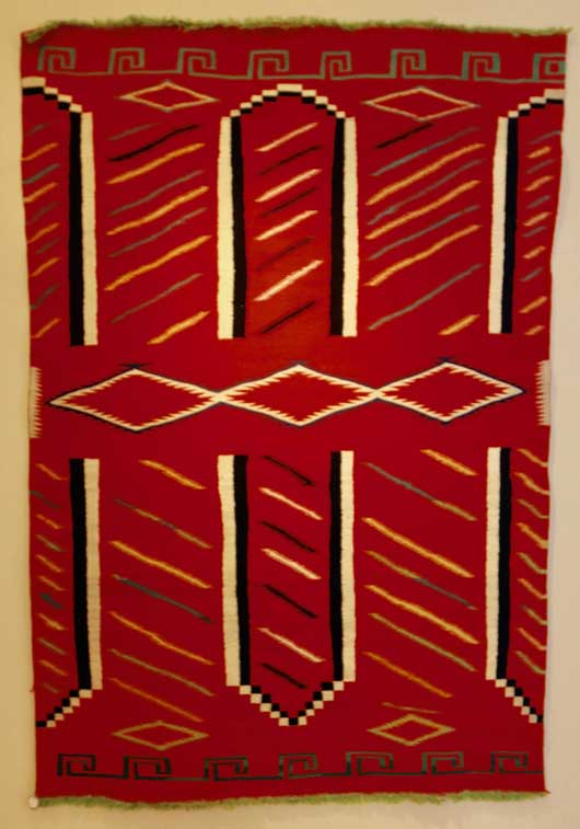 Germantown Navajo Blanket for Sale 1128