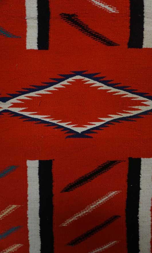 Germantown Navajo Blanket 1128 Photo 002