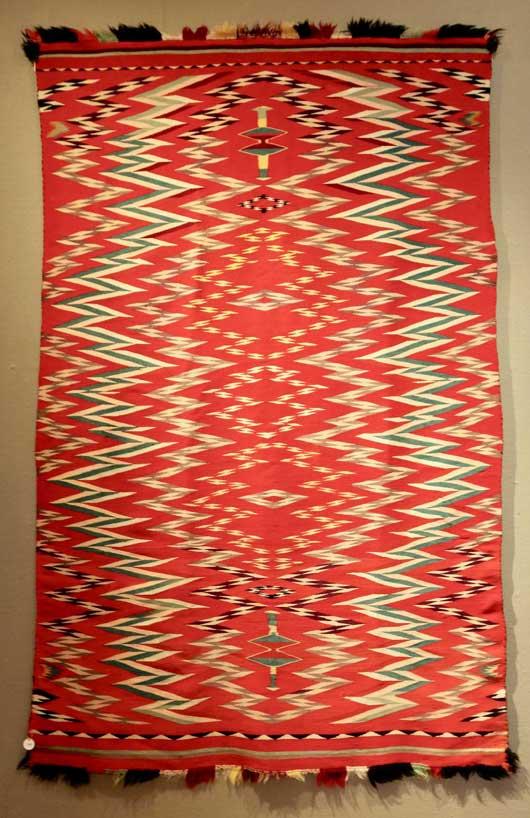 Germantown Navajo Blanket 1148 Photo 001