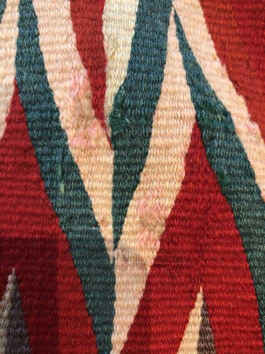 Germantown Navajo Blanket 1148 Photo 002
