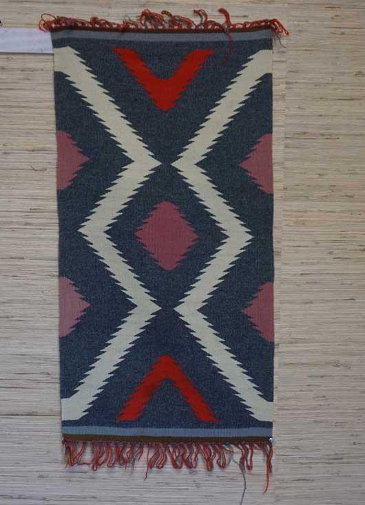 Germantown Navajo Rug Weaving 1063 Charley S Navajo Rugs