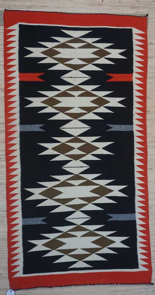 Germantown Navajo Weaving 1034