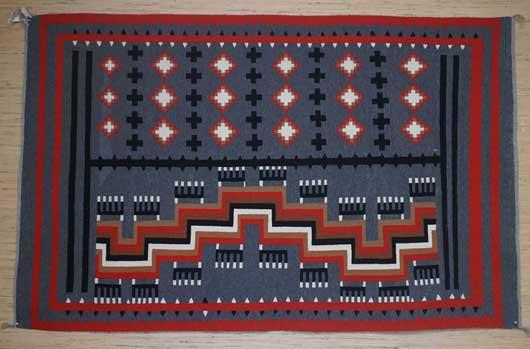 Germantown Navajo Weaving 883