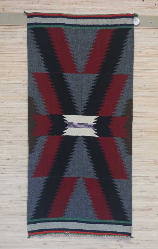Germantown Rug Navajo Weaving 1064