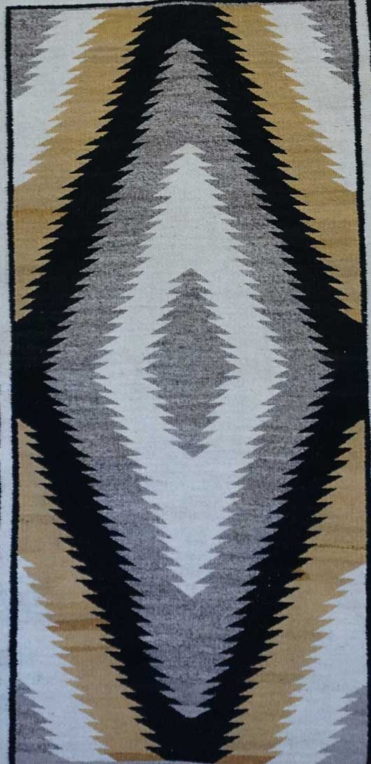 Historic Crystal Navajo Rug For Sale 117
