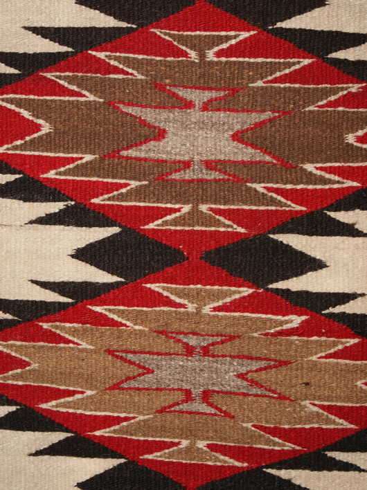 Eye Dazzler Navajo Rug For Sale 2
