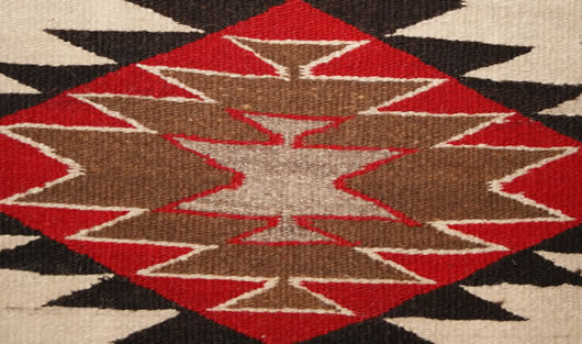 Eye Dazzler Navajo Rug For Sale 3