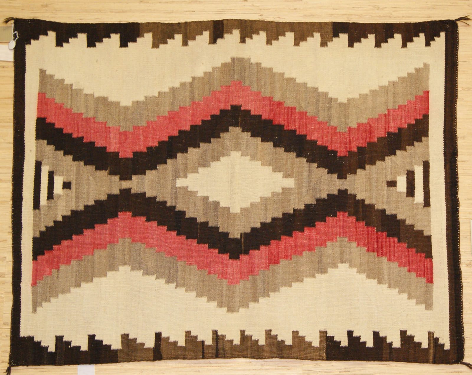 Historic Navajo Chief S Blanket For