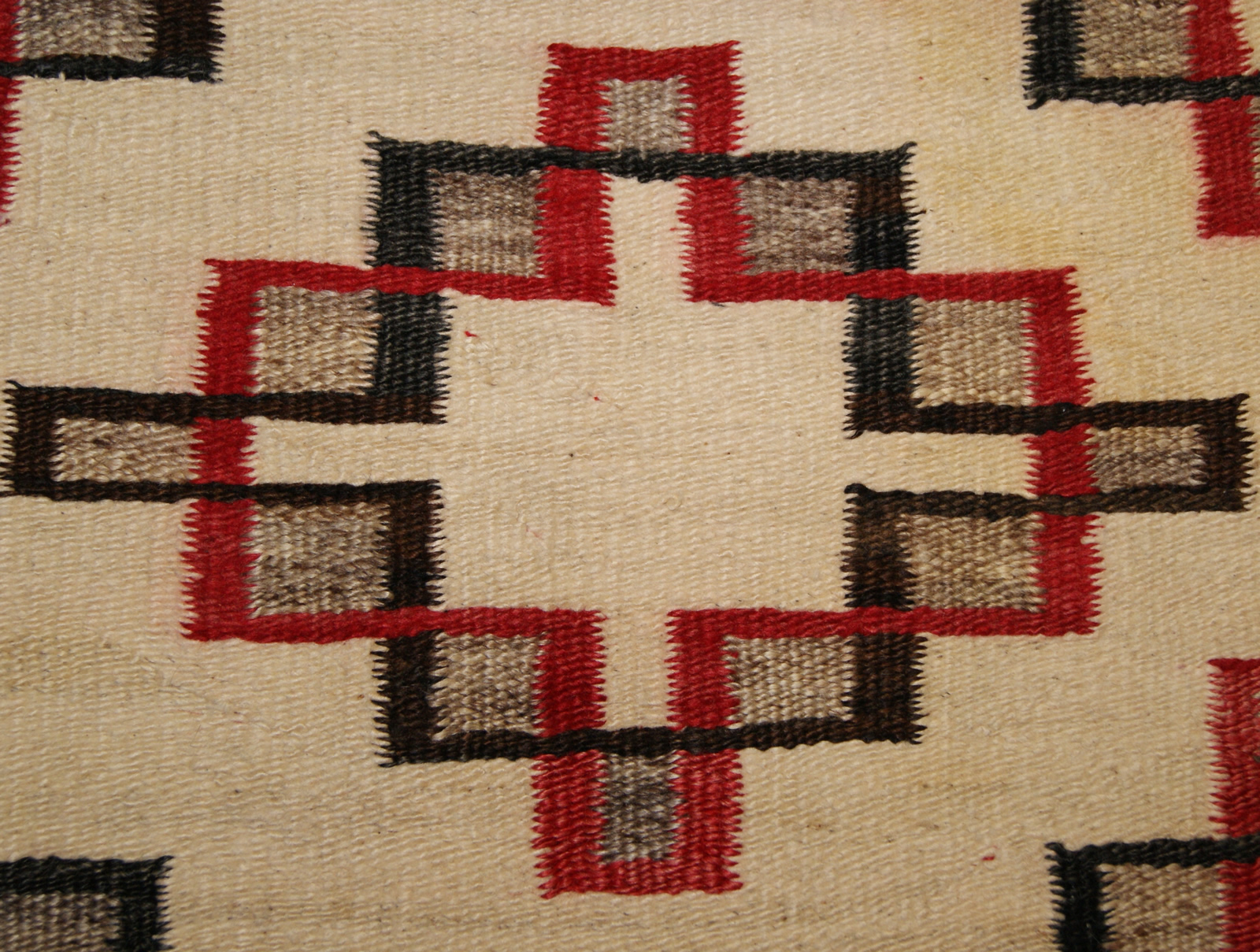 Historic Crystal Navajo Rug For Sale