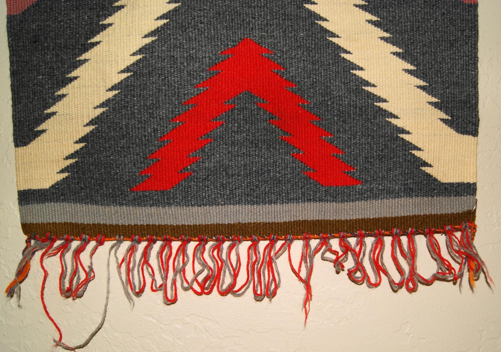 Germantown Navajo Weaving For Sale 335