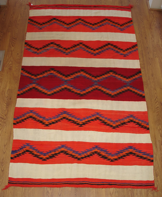 Captivating Charleyu0027s Navajo Rugs