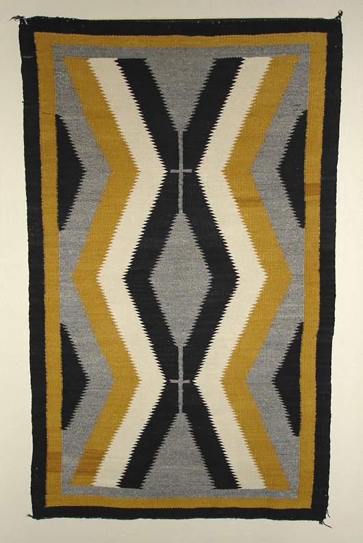 Cn Cotton Catalogue Design Navajo Rug For Sale