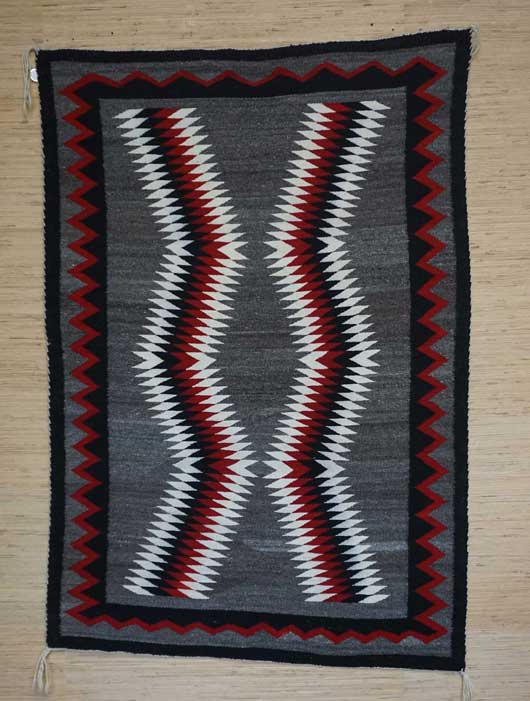 JB Moore Crystal Navajo Rug 1110 Photo 001