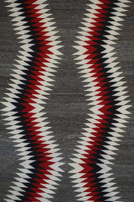 JB Moore Crystal Navajo Rug 1110 Photo 003