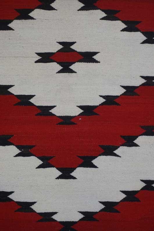 JB Moore Crystal Trading Post Navajo Blanket 1087 Photo 002