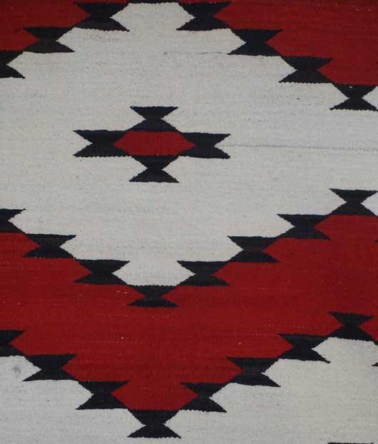 JB Moore Crystal Trading Post Navajo Blanket 1087 Photo 003