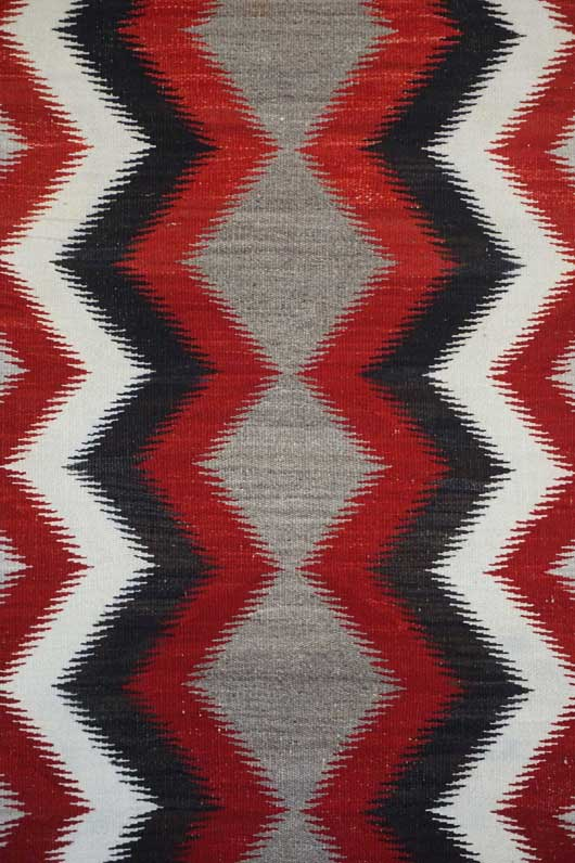 JB Moore Crystal Trading Post Navajo Rug 1055 Photo 003