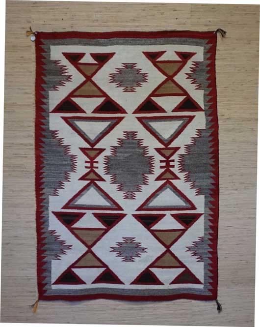 Featured Ganado Navajo Rug for Sale