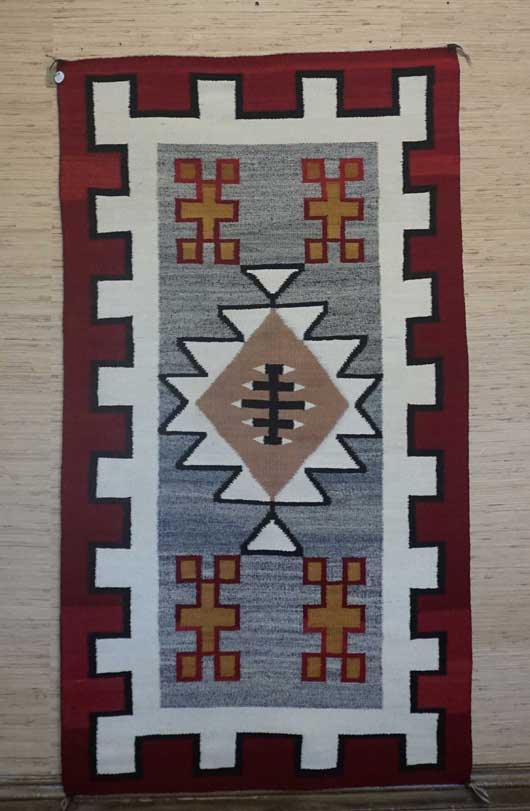 Klagetoh Navajo Rug 997