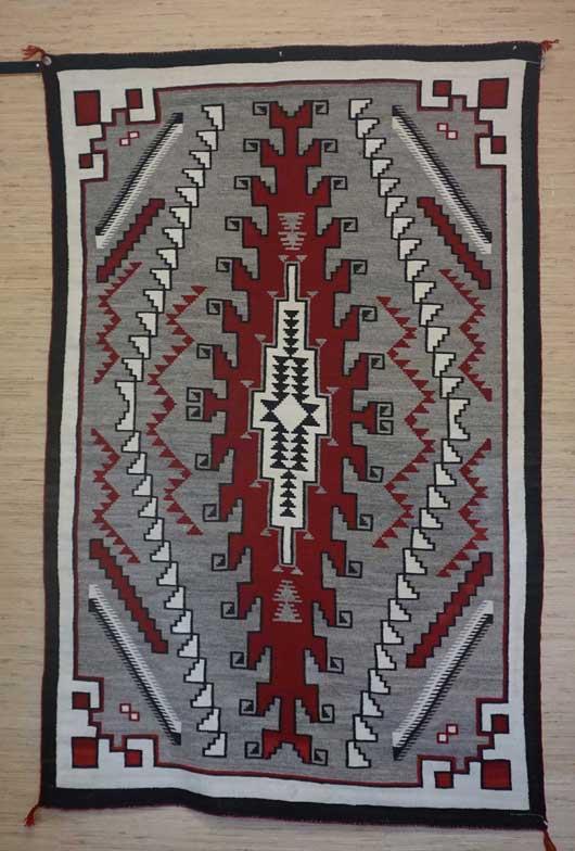 Klagetoh Navajo Rug for Sale 1010 for Sale