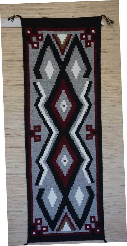 Klagetoh Navajo Table Runner Weaving ...