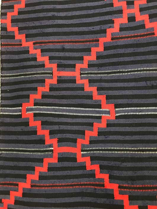 Moki Navajo Rug 1119 Photo 005