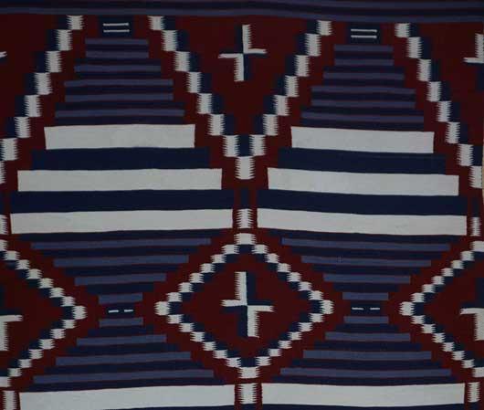 Moki Third Phase Chiefs Blanket 1127 Photo 003