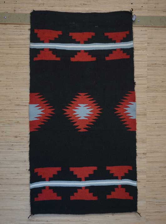Navajo Dress Panel Navajo Weaving for Sale 1113