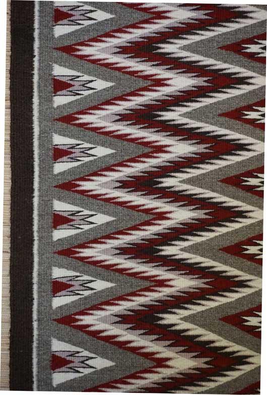 Navajo Eye Dazzler Navajo Rug