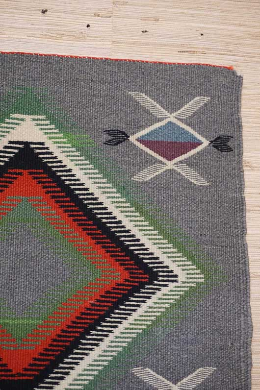 Navajo Germantown Sampler 1077