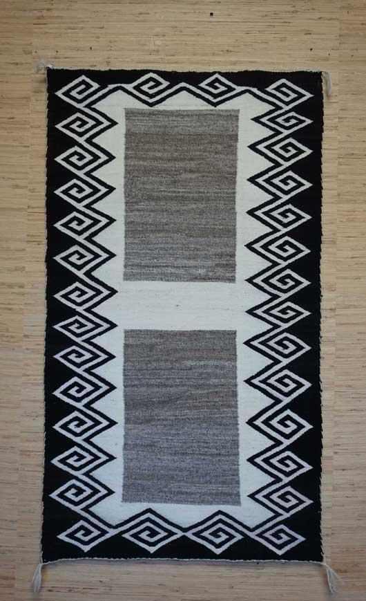 Navajo Open Field Saddle Blanket 601
