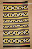Chinle Navajo Saddle Blanket