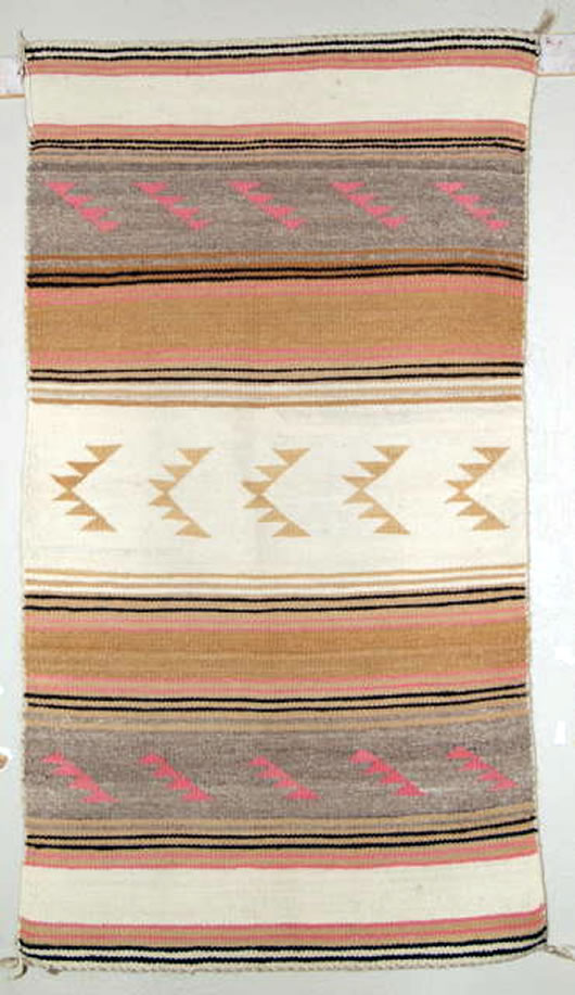 Chinle Navajo Rug for Sale Photo 1