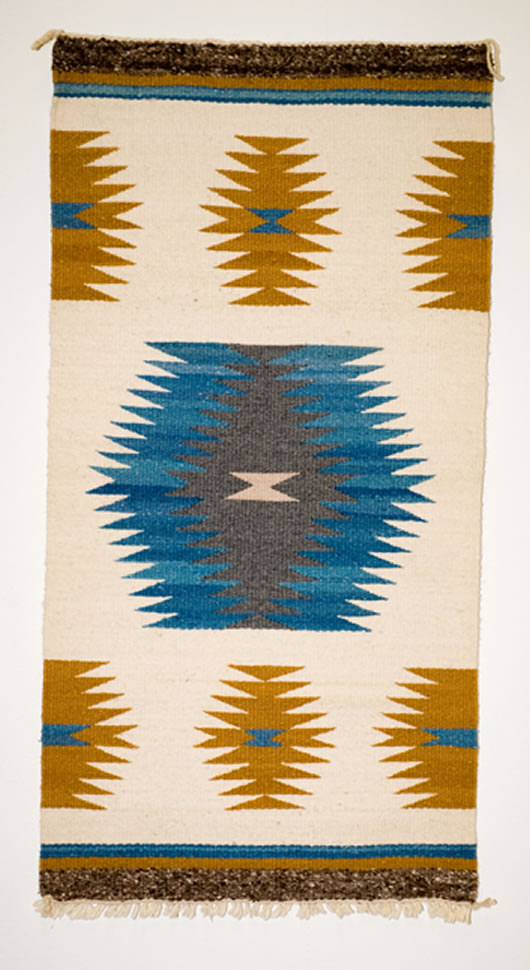 Gallup Throw Navajo Rug