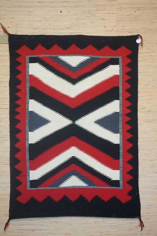 Navajo Saddle Blanket 1025