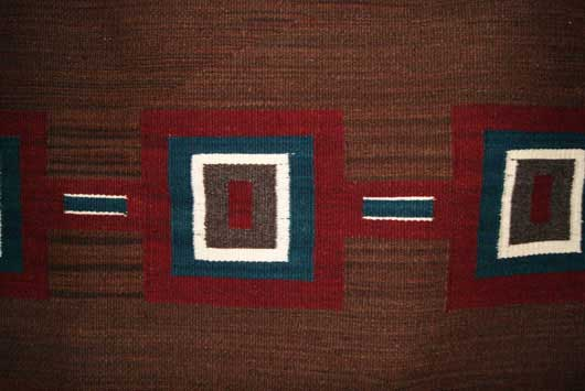 Navajo Second Phase Chief Blanket Style Rug LR1 Photo 003