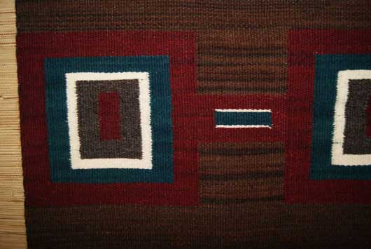 Navajo Second Phase Chief Blanket Style Rug LR1 Photo 004