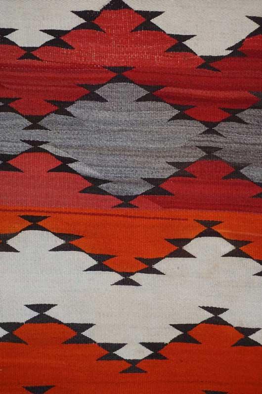 Navajo Serape Blanket 1021 Photo 002