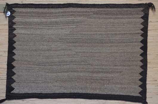 Navajo Single Saddle Blanket 1097 Photo 001