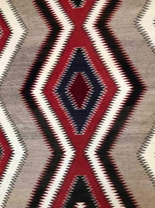 Red Mesa Navajo Rug 1122 Photo 002