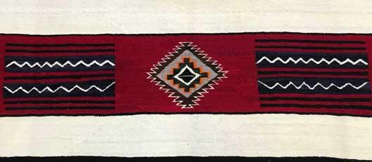 Red Mesa Navajo Rug 1142 Photo 002