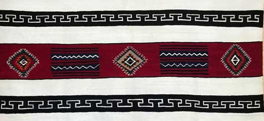 Red Mesa Navajo Rug 1142 Photo 003