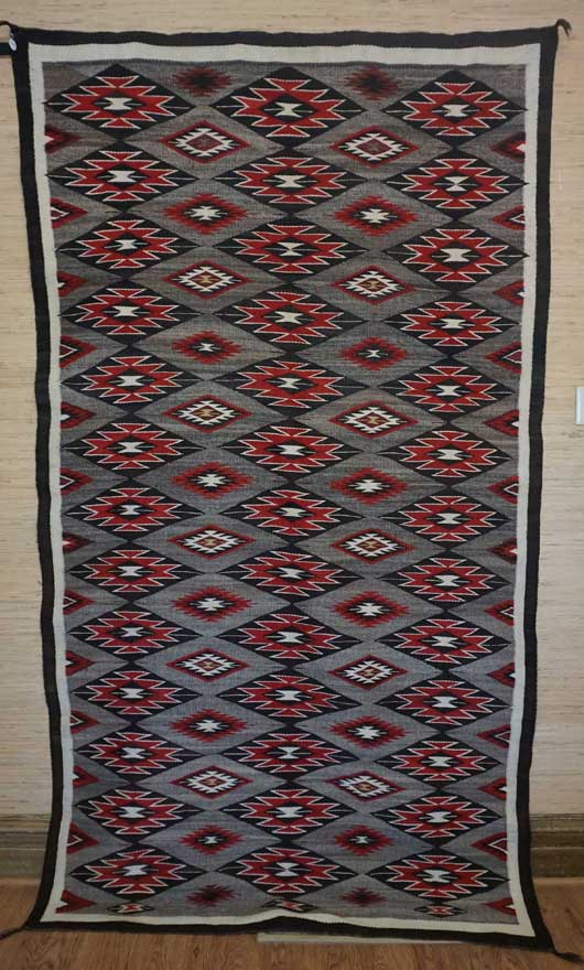 Red Mesa Navajo Rug for Sale 1095