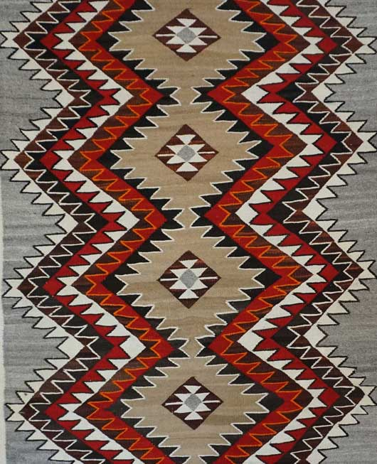 Red Mesa Navajo Rug for Sale 1101 Photo 003
