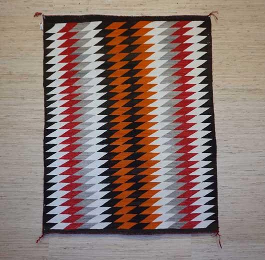 Regional Navajo Rug 924