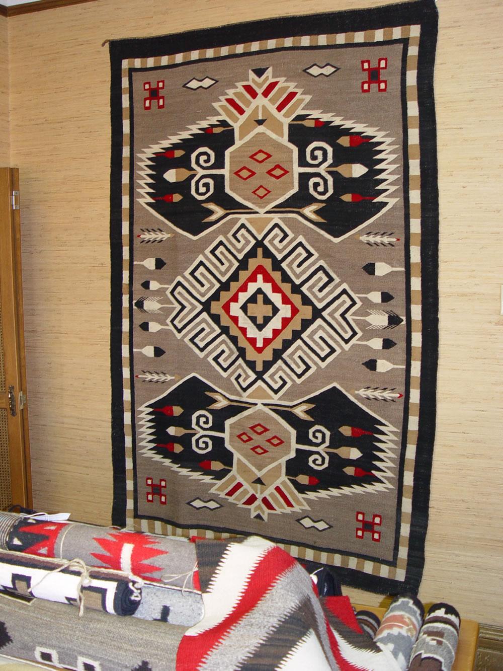 Regional Navajo Rugs History Charley S Navajo Rugs For Sale