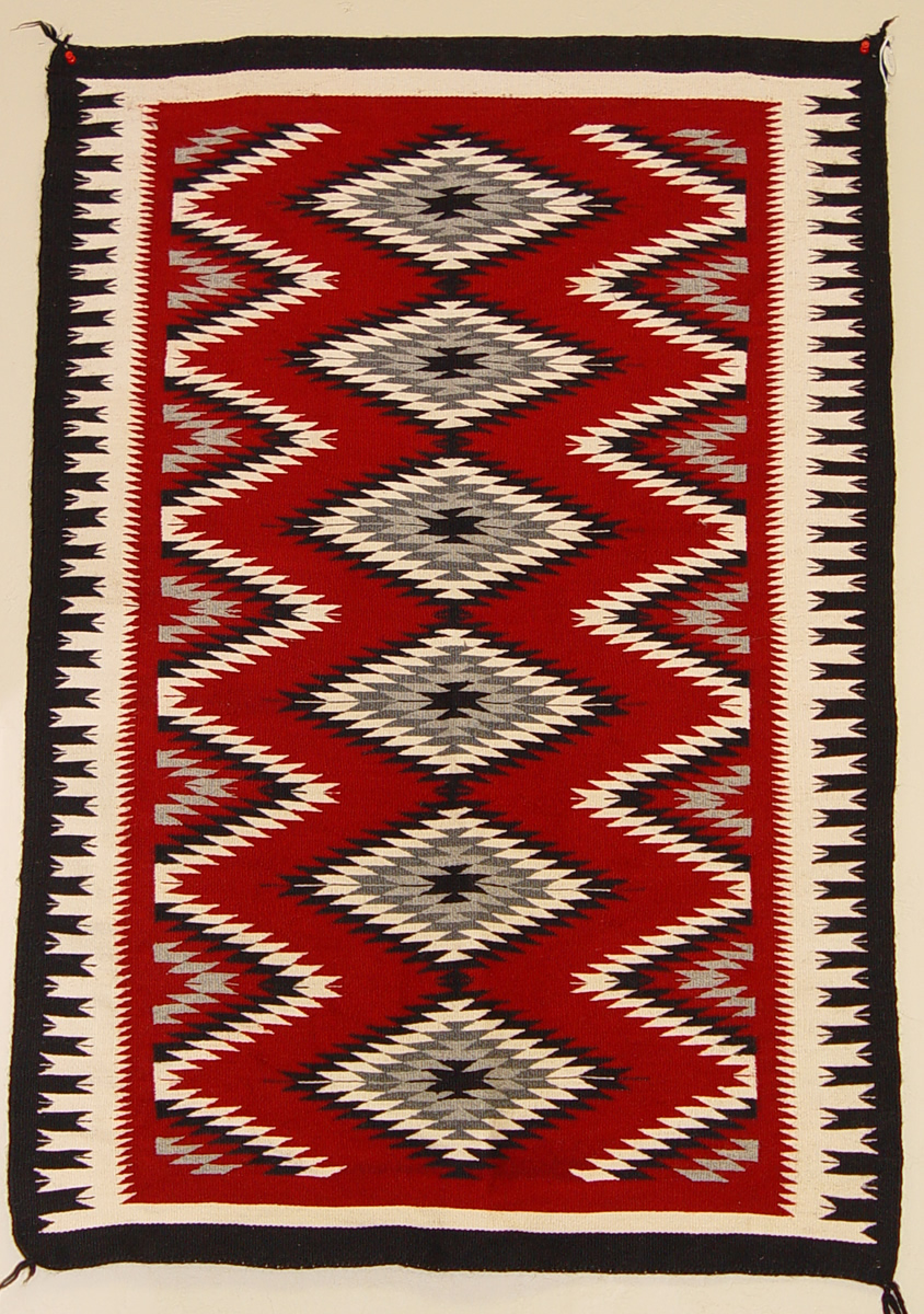 Regional Navajo Rugs History - Charley\'s Navajo Rugs for Sale