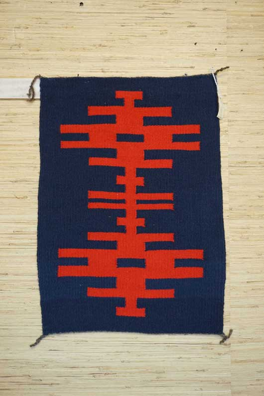 Small Navajo Rug for Sale 950 for Sale