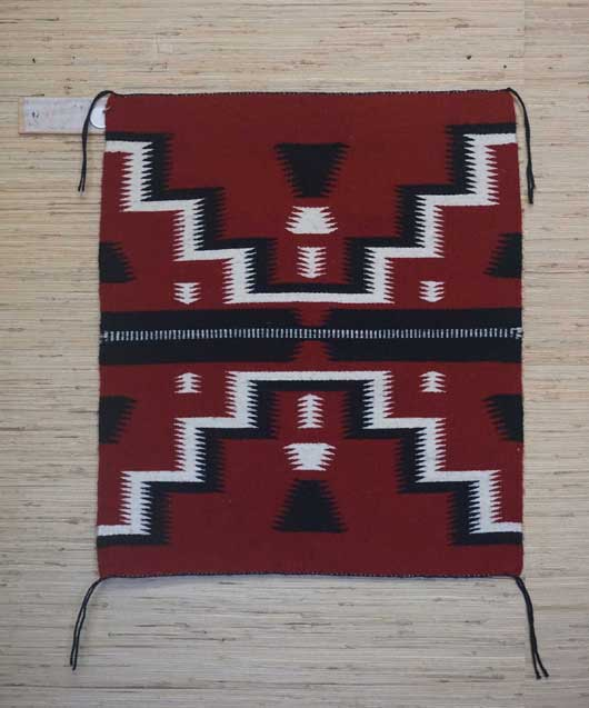 Storm Pattern Navajo Rug for Sale 1001 for Sale
